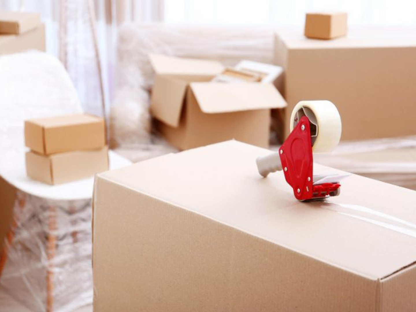 Moving Is Stressful on Its Own. Give Yourself a Break!